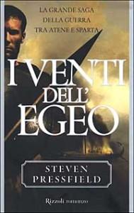 I VENTI DELL'EGEO di pressfield Steven